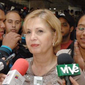 Ministra del Poder Popular para la Educación, Maryann Hanson