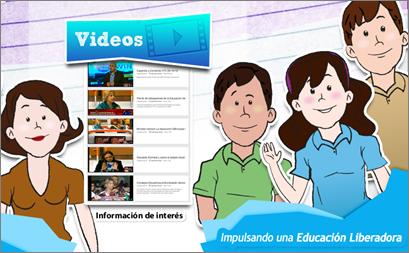Vídeos Institucionales del MPPE